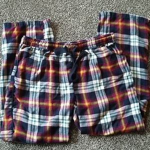 Make + Model Plaid Flannel Pajama Pants